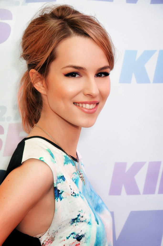 Bridgit Mendler Nude Photos 73