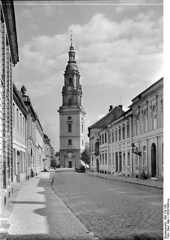 file bundesarchiv bild 170 156 potsdam heiligengeistkirche heiliggeistkirche von der. Black Bedroom Furniture Sets. Home Design Ideas