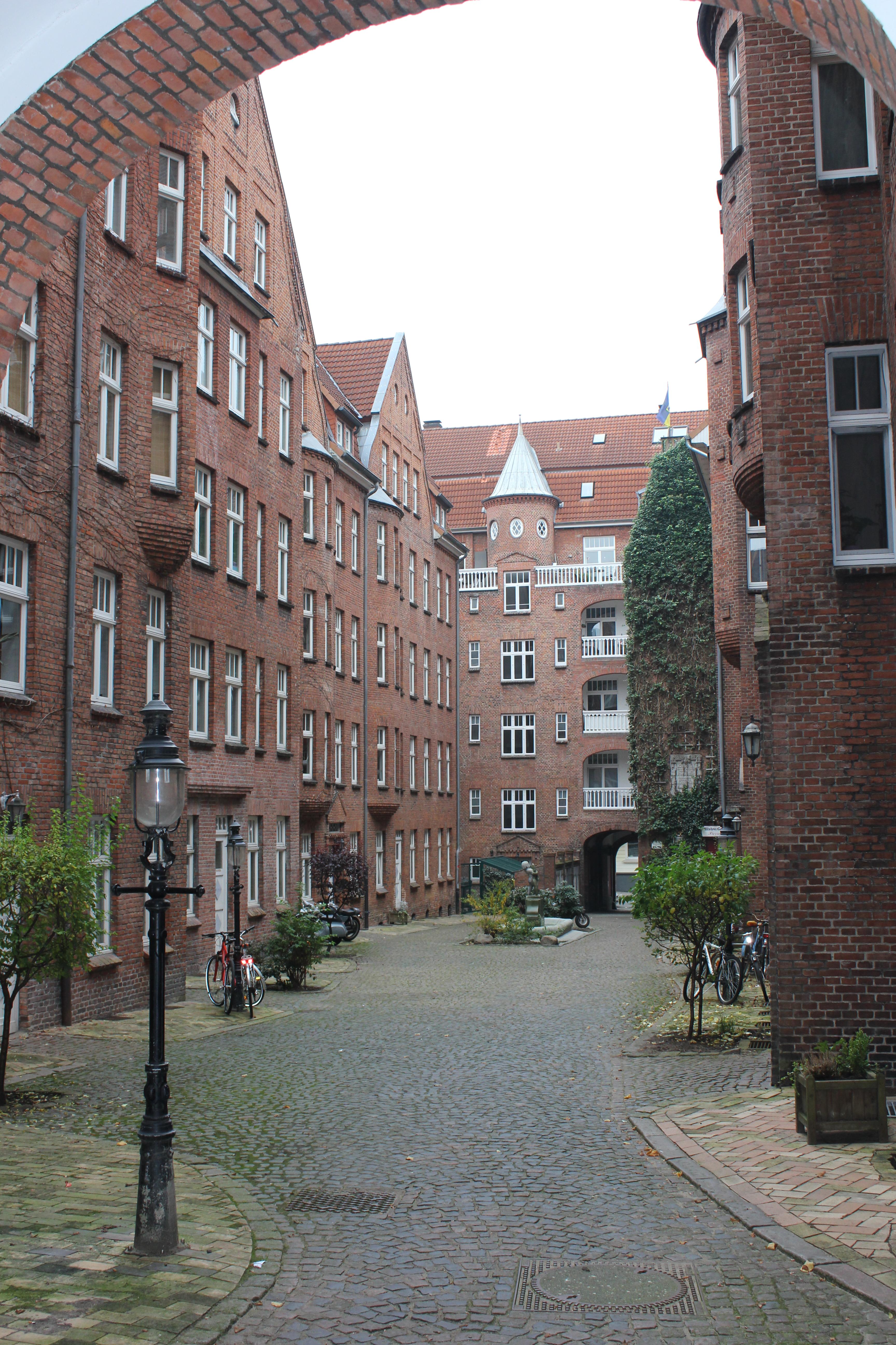 Architekt Flensburg file burghof flensburg jpg wikimedia commons