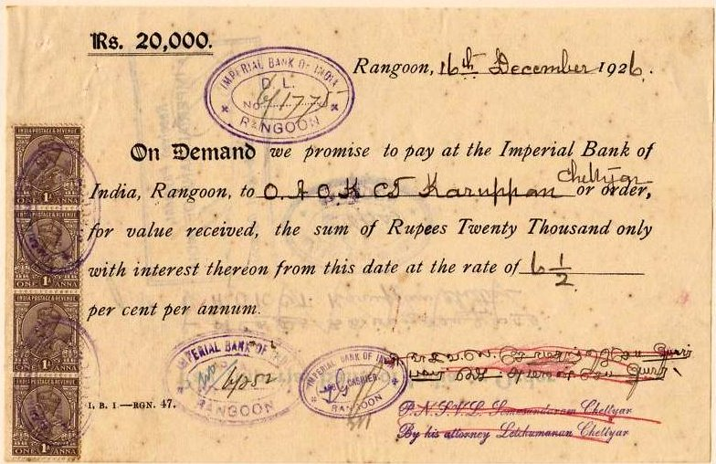 Promissory note Wikipedia – Demand Promissory Note