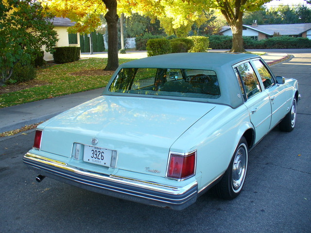 File Cadillac Seville 1977 Rear Jpg