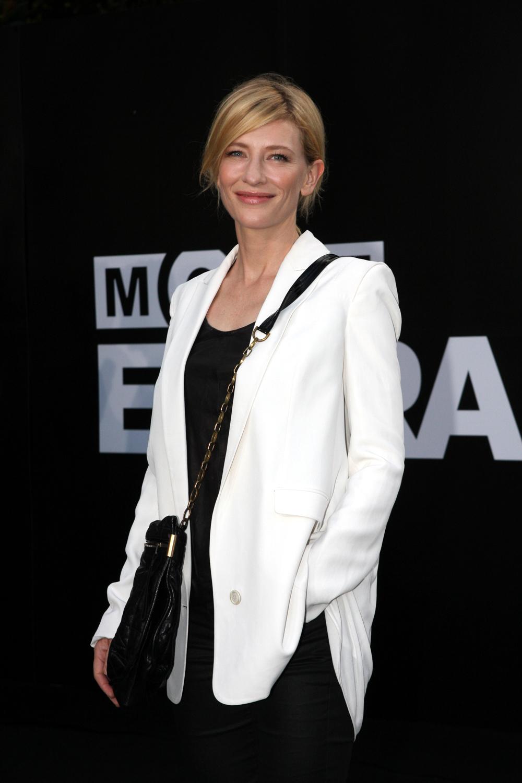 Cate Blanchett Größe