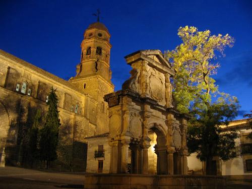Conjuntos Monumentales Renacentistas de Baeza