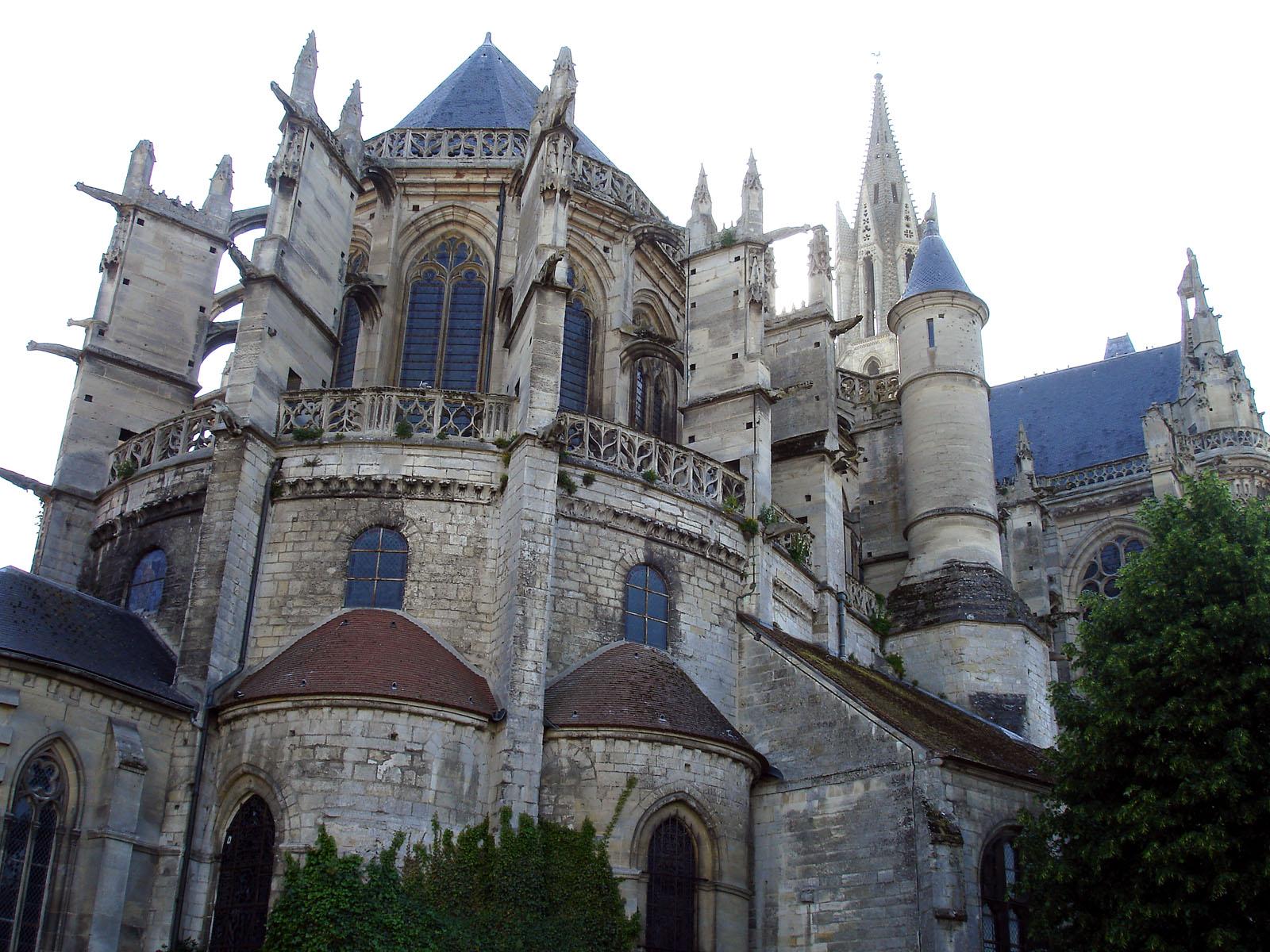 Plan Cul Cougar Saint-Cyr-sur-Loire, Centre