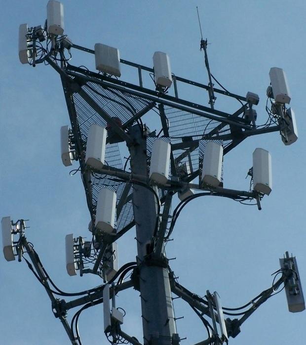 5G Transmission Tower