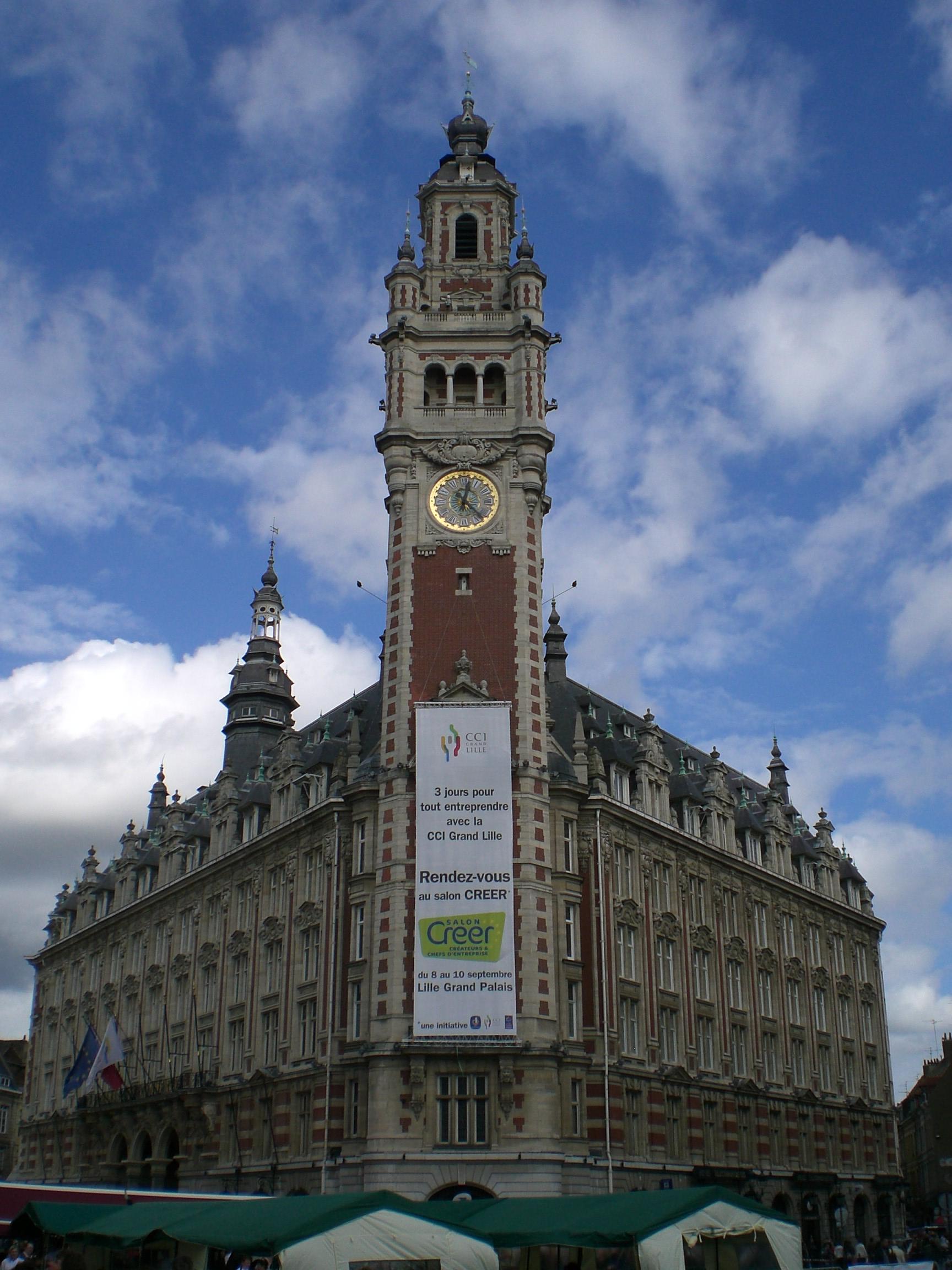 File chambre de commerce industrie wikimedia - Chambre des commerces strasbourg ...
