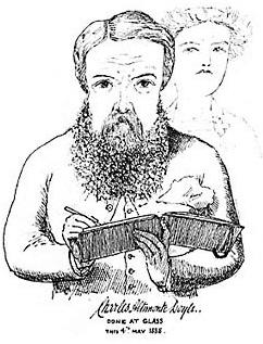 Charles Altamont Doyle Victorian artist