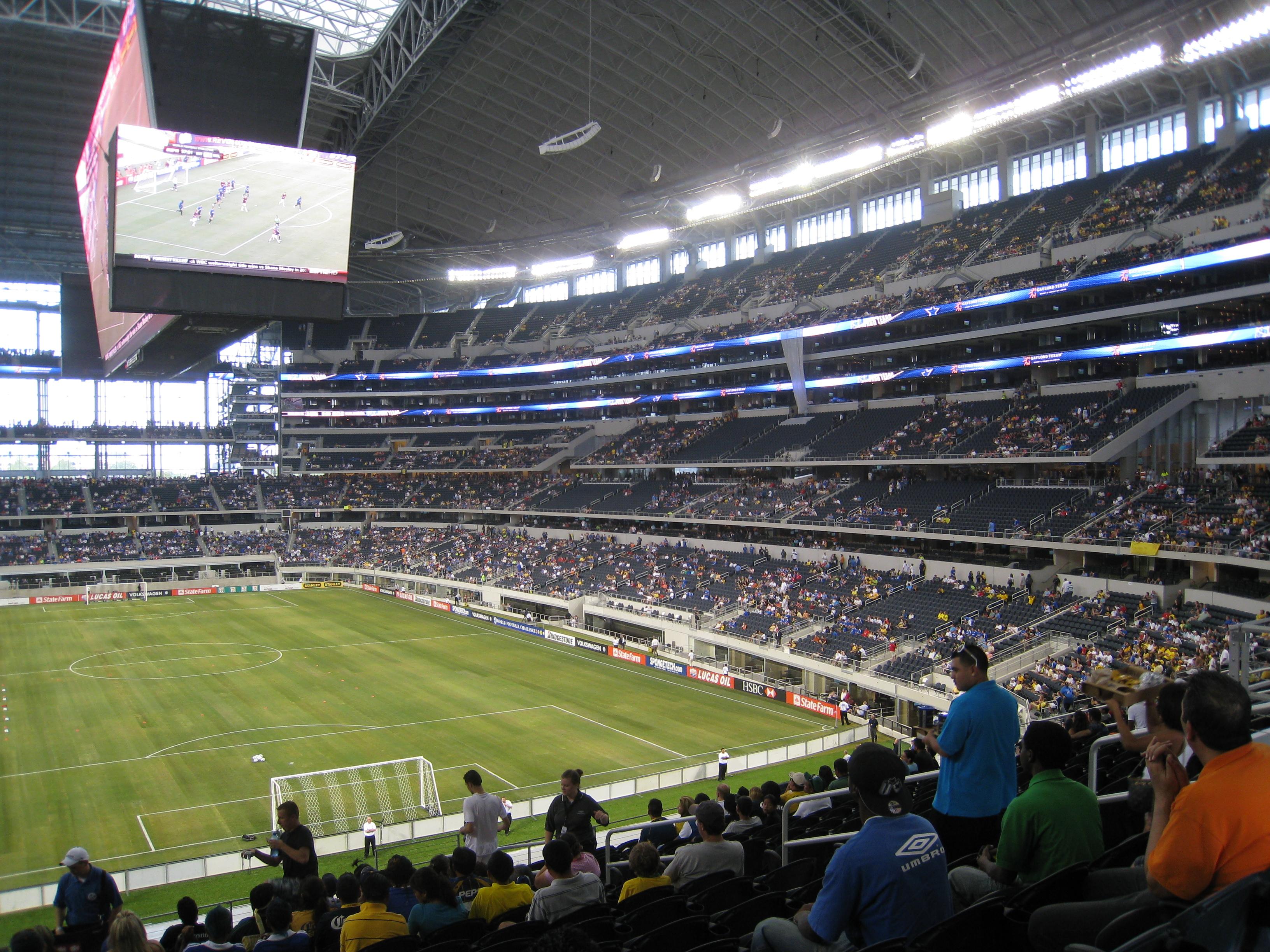 mejores estadios