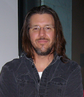David Foster Wallace headshot 2006