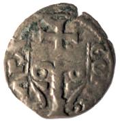 File:Dinero aragonés de Pedro II el Católico (reverso).jpg