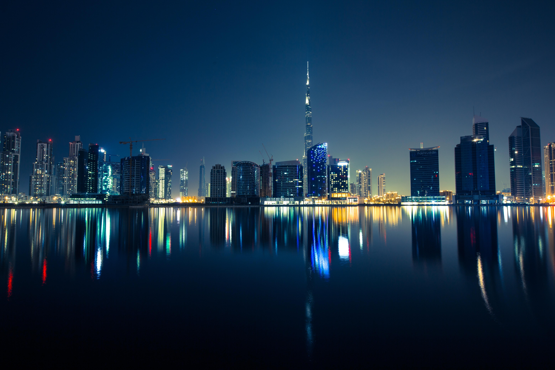 File:Downtown Dubai, Dubai, United Arab Emirates.jpg ...