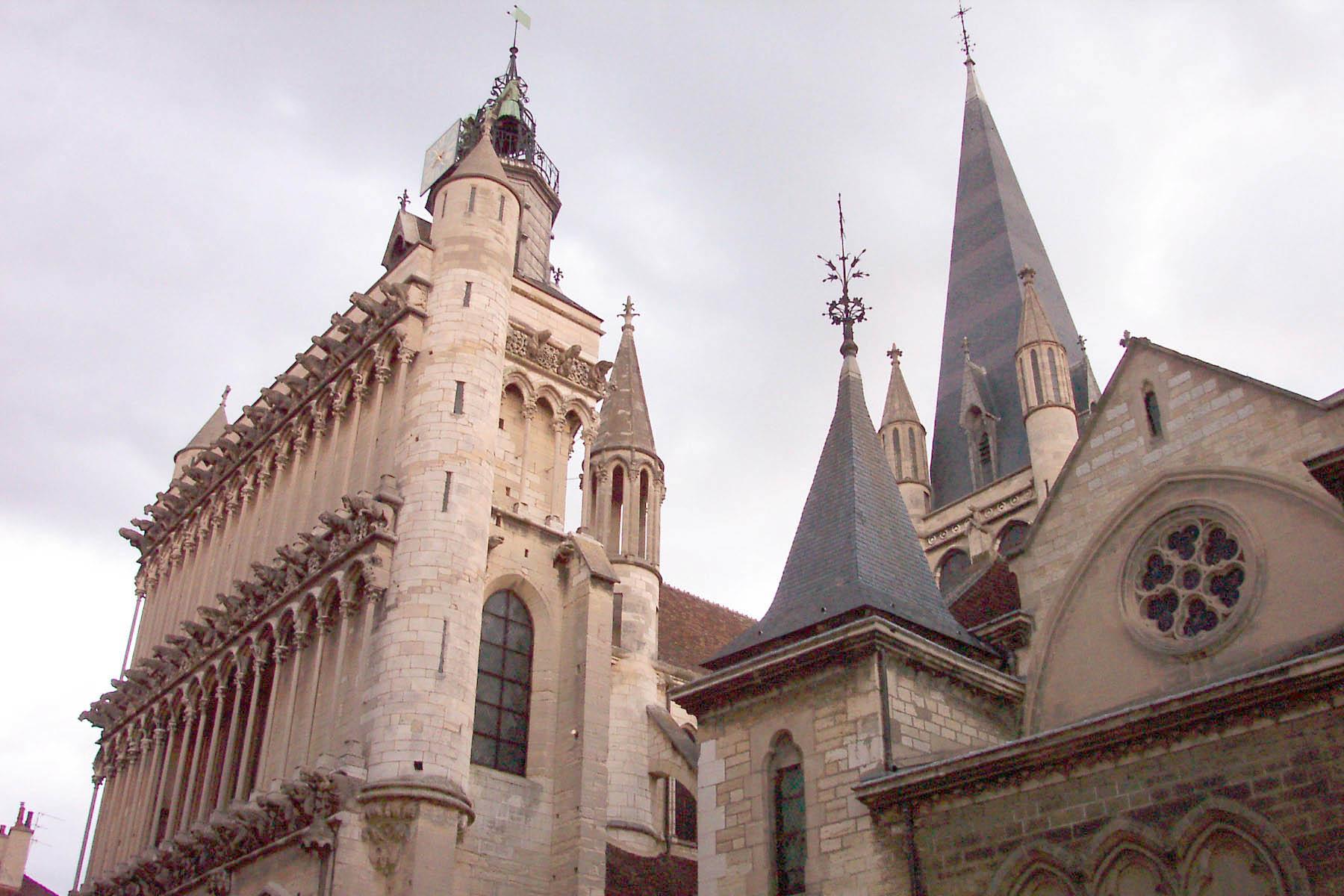 Dijon wikiwand for Dijon architecture