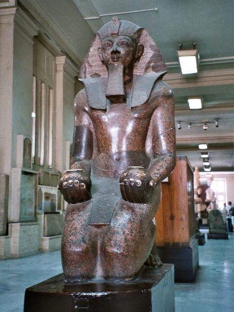 Egypt Queen Pharaoh Hatshepsut statue.jpg