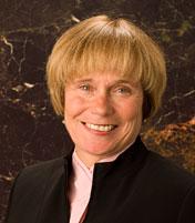Elizabeth Ashburn Duke American Federal Reserve Governor