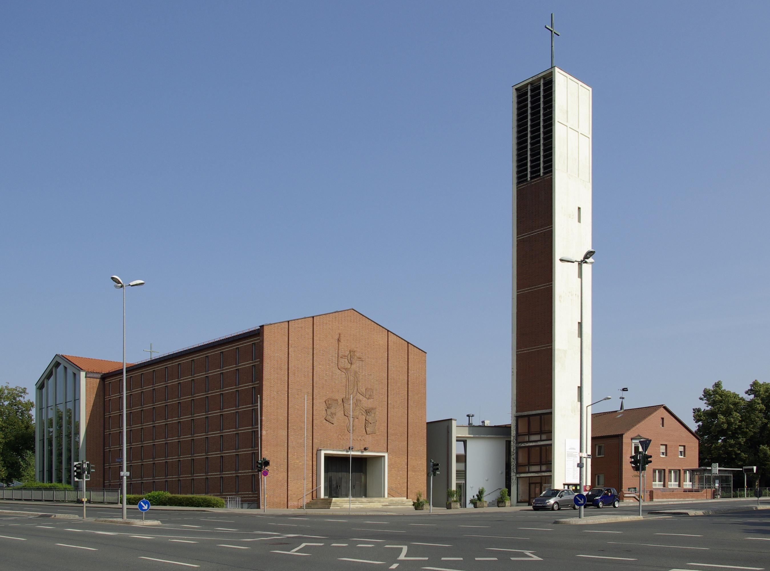 Katholische Kirche Fürth