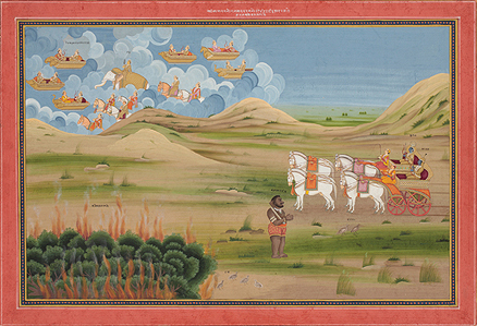 Fire vs Rain - The Defeat of Indra.jpg