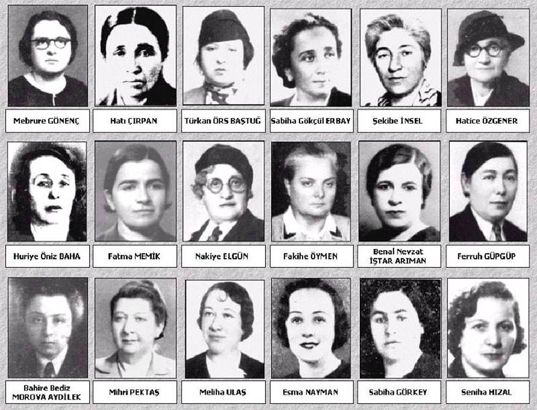 First female MPs of the Turkish Parliament (1935).jpg