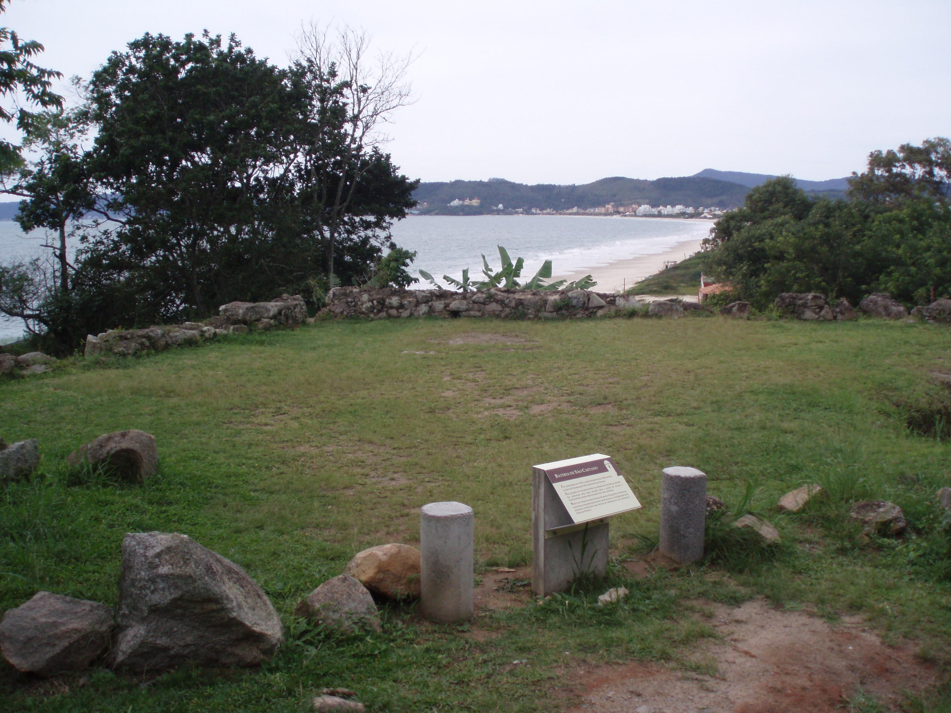 Bateria de São Caetano da Ponta Grossa