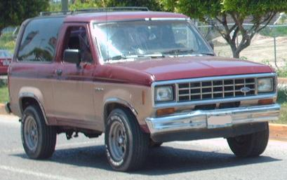 Ford Bronco II – Wikipedia