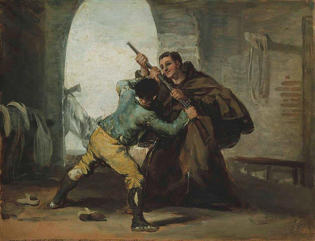 K 11 Gun File:Francisco de Goya...