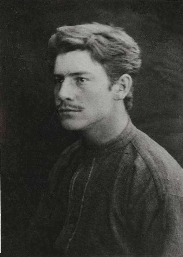 Image of Frederick Samuel Dellenbaugh from Wikidata