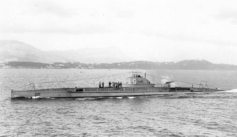 20 Electric Range >> French submarine Regnault - Wikipedia