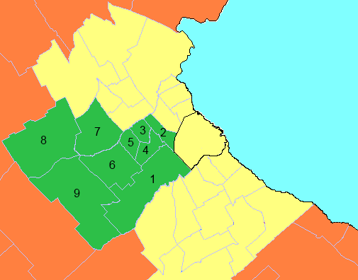 Zona Oeste Del Gran Buenos Aires Wikipedia La