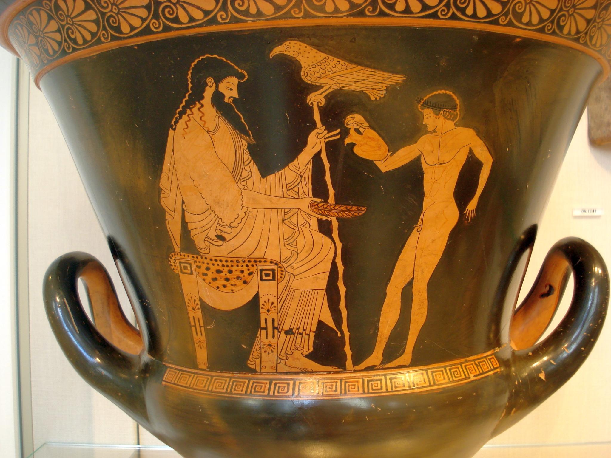 Image result for greek vase nude