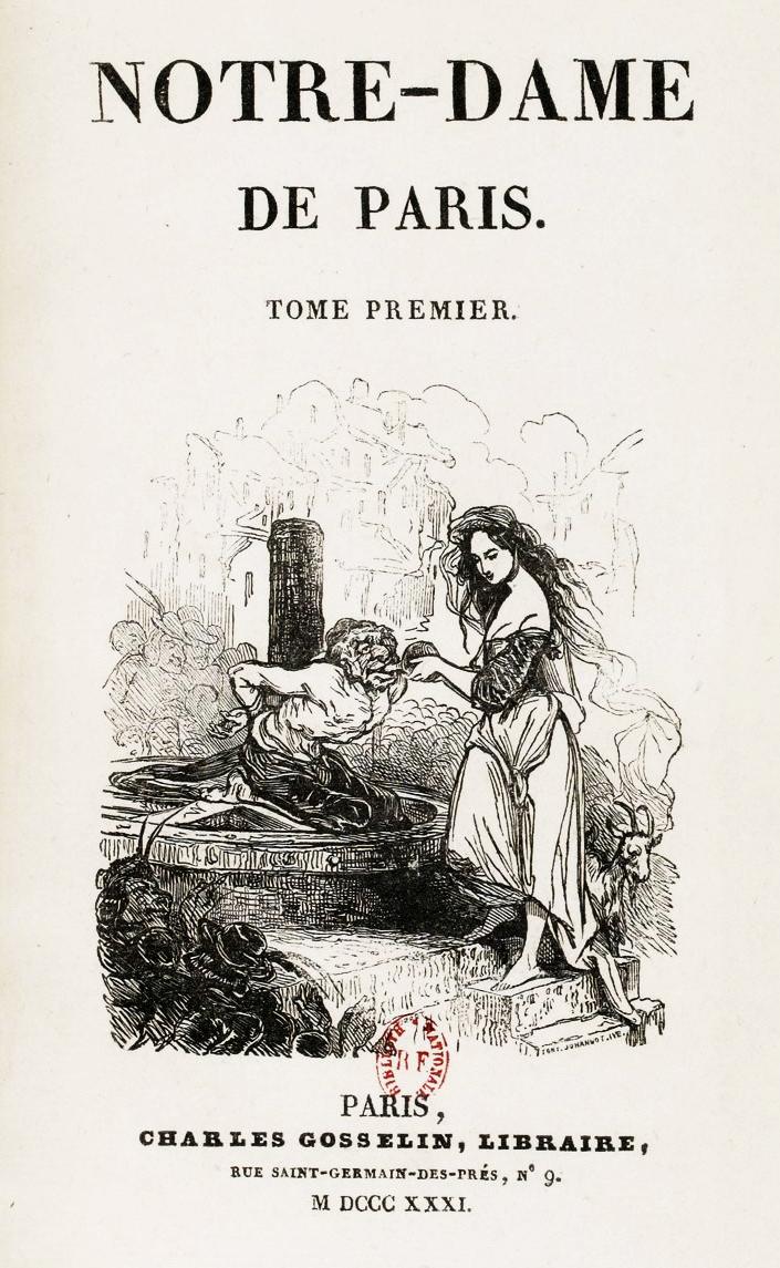 Собор Парижской Богоматери (роман)