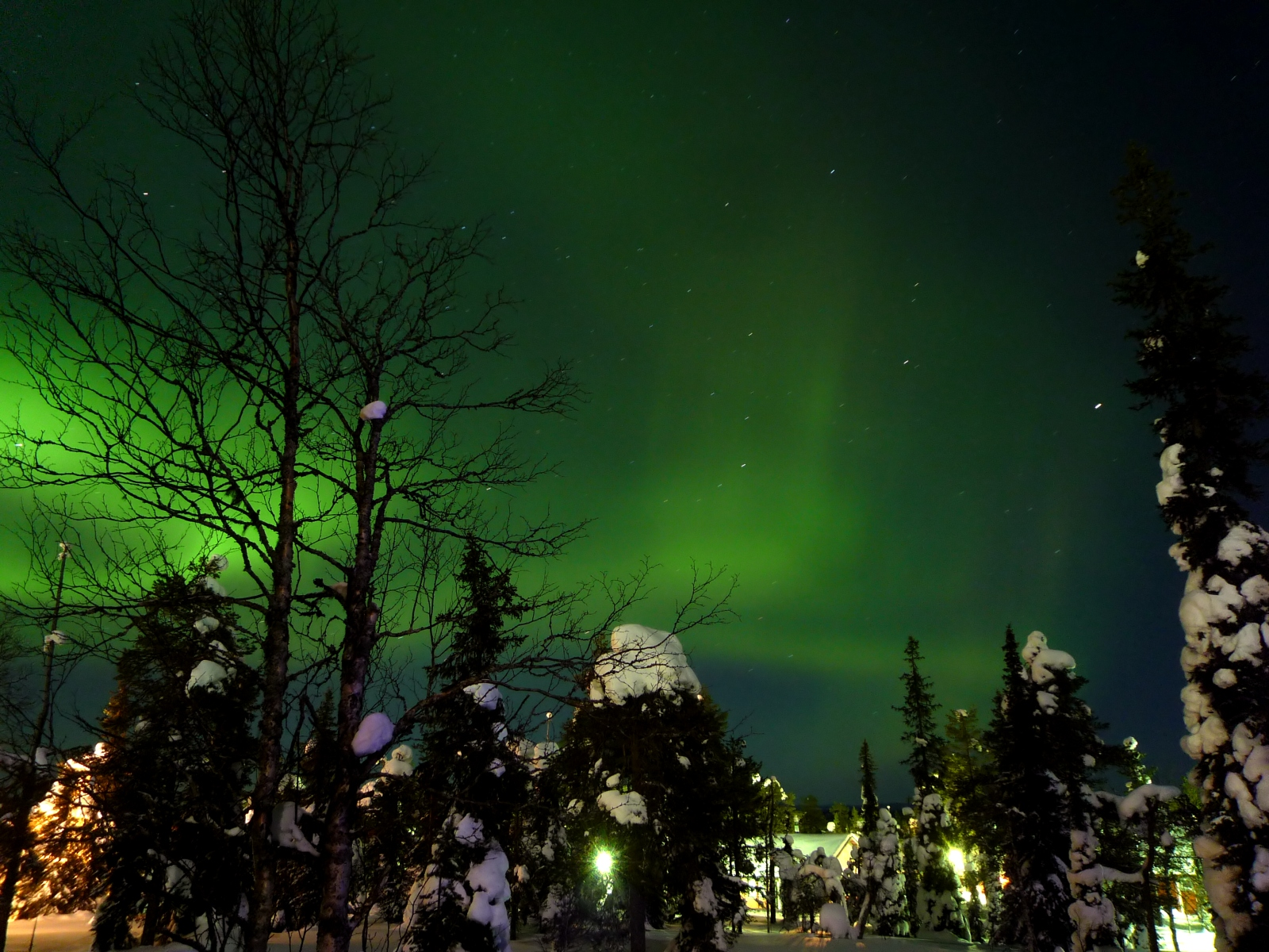 Image result for lapland finland northern light