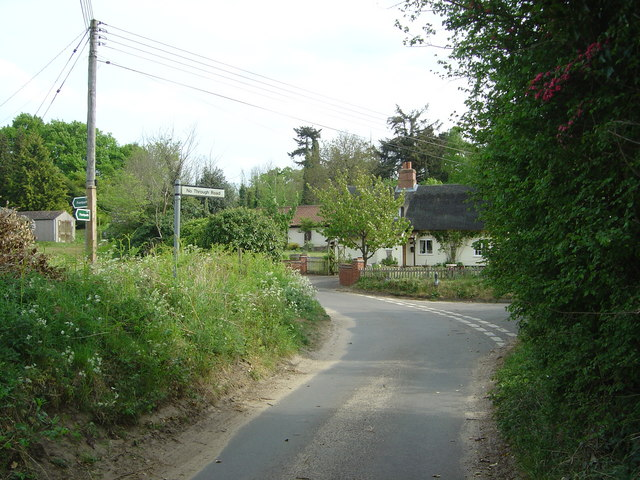 Gromford Lane - geograph.org.uk - 424986