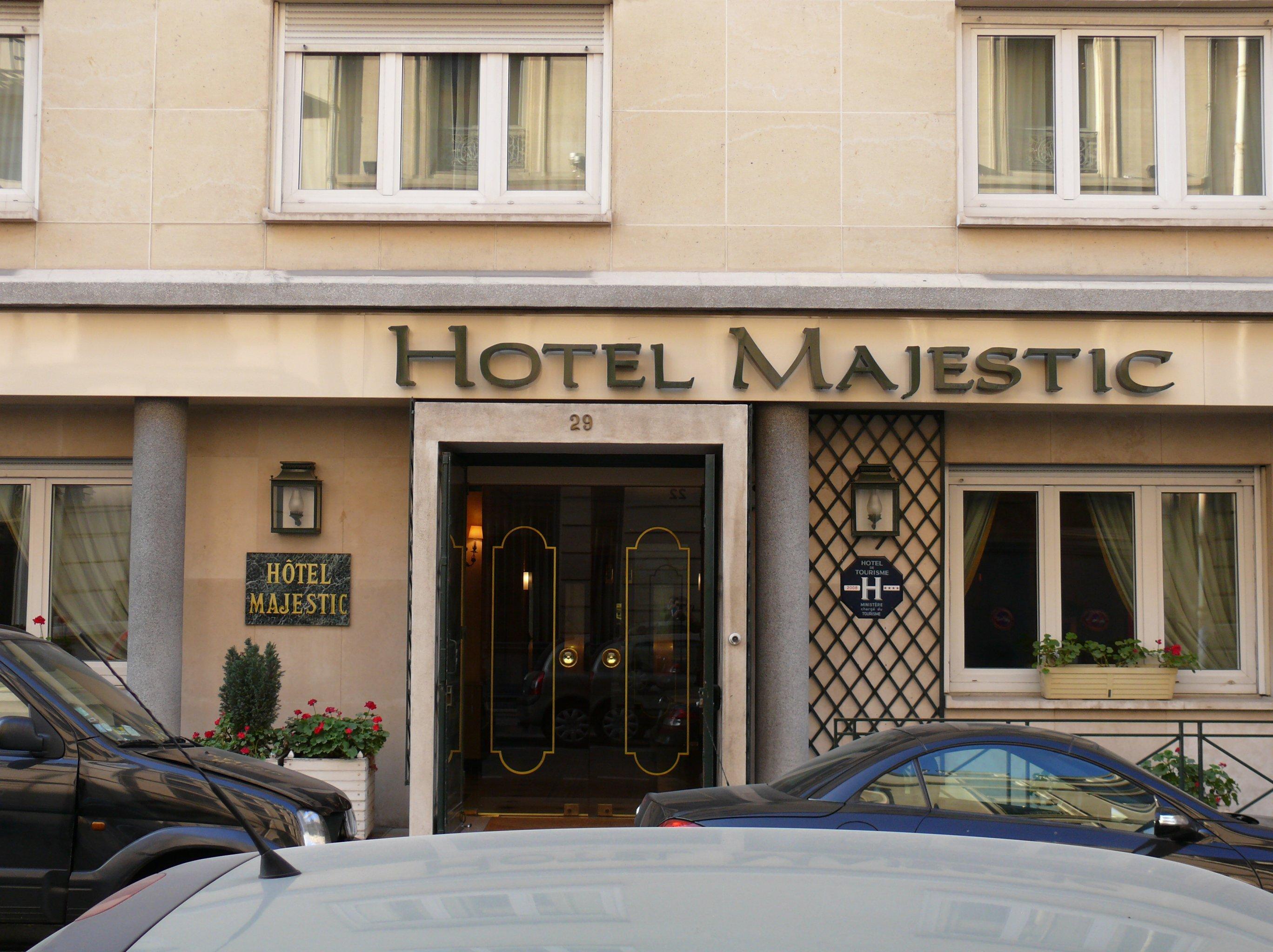 Majestic Paris Hotel