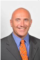 Hervé Colas, directeur de l'ESC Reims