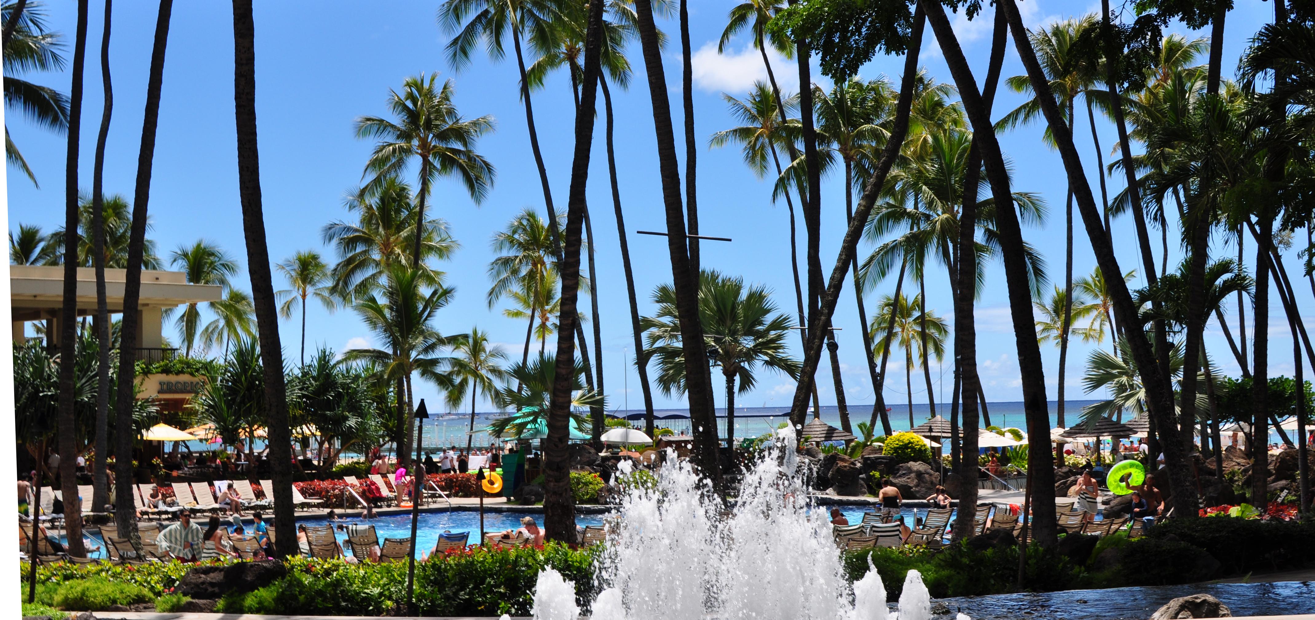 Hilton Hotel Waikiki Beach Resort