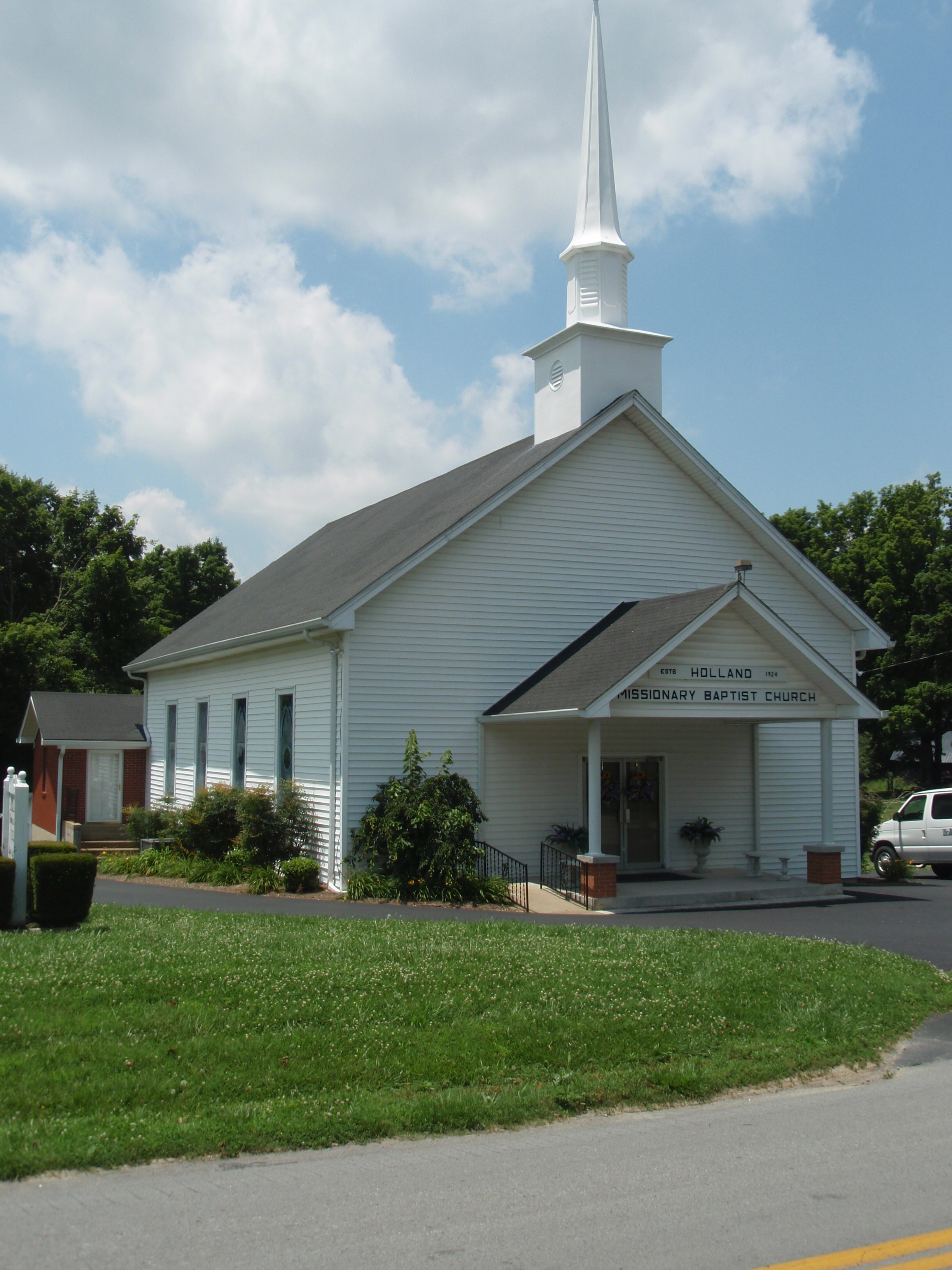File Holland Missionary Baptist Church Holland