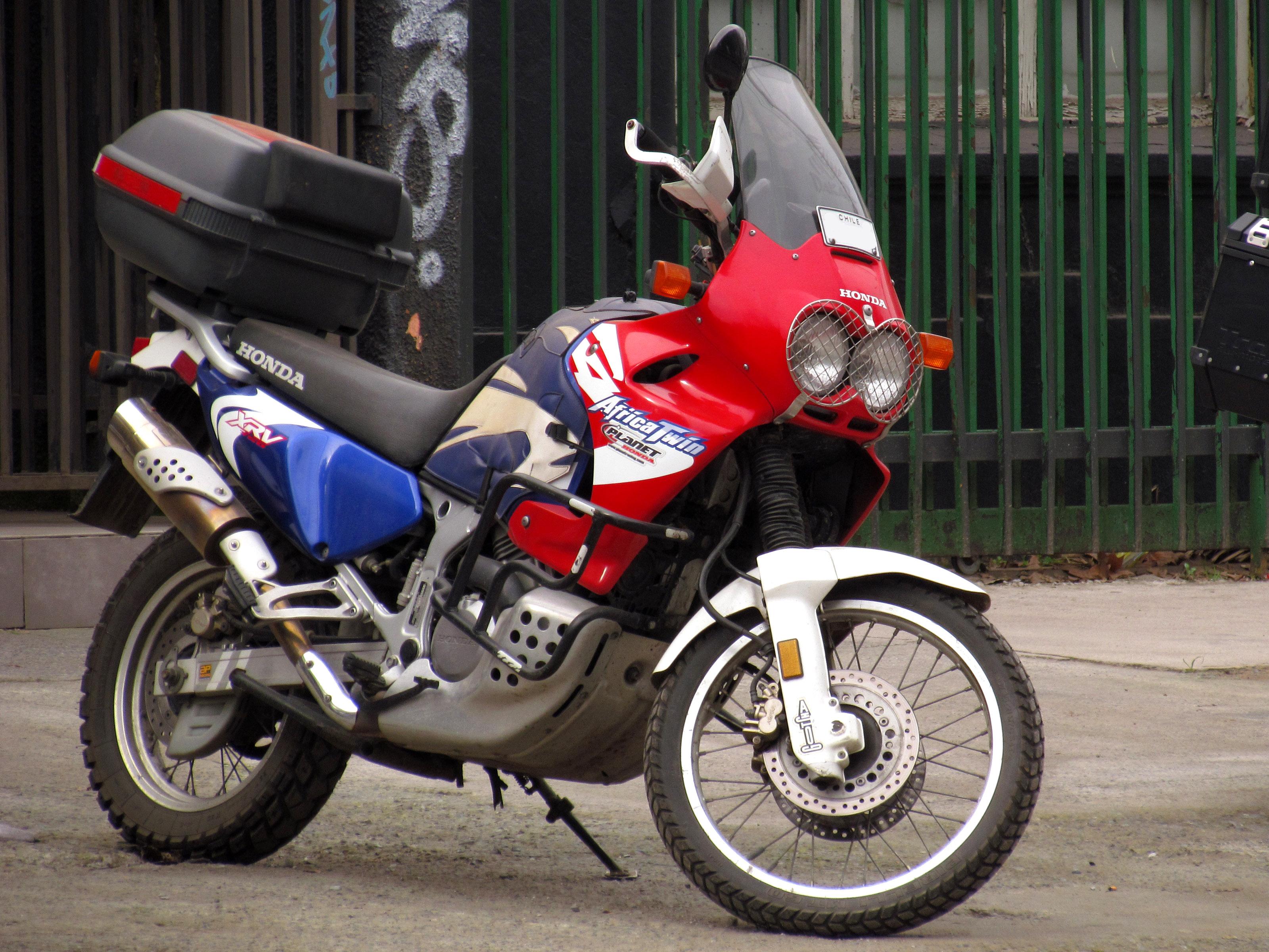 Honda XRV 750 Africa Twin RD07   Kaufen auf Ricardo