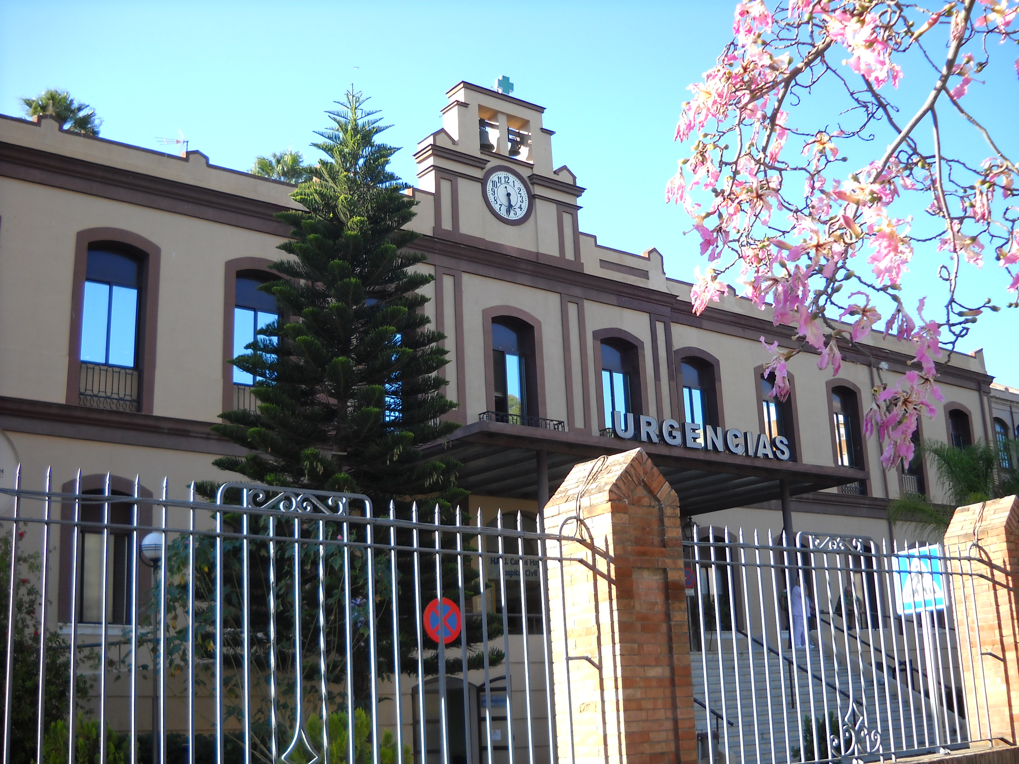 HOSPITAL CIVIL MALAGA