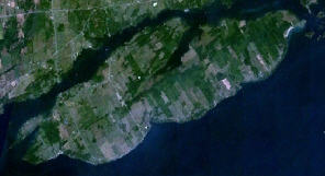 Howe Island Island in Lake Ontario, governed by Ontario, Canada