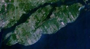 Howe Island Canadian island