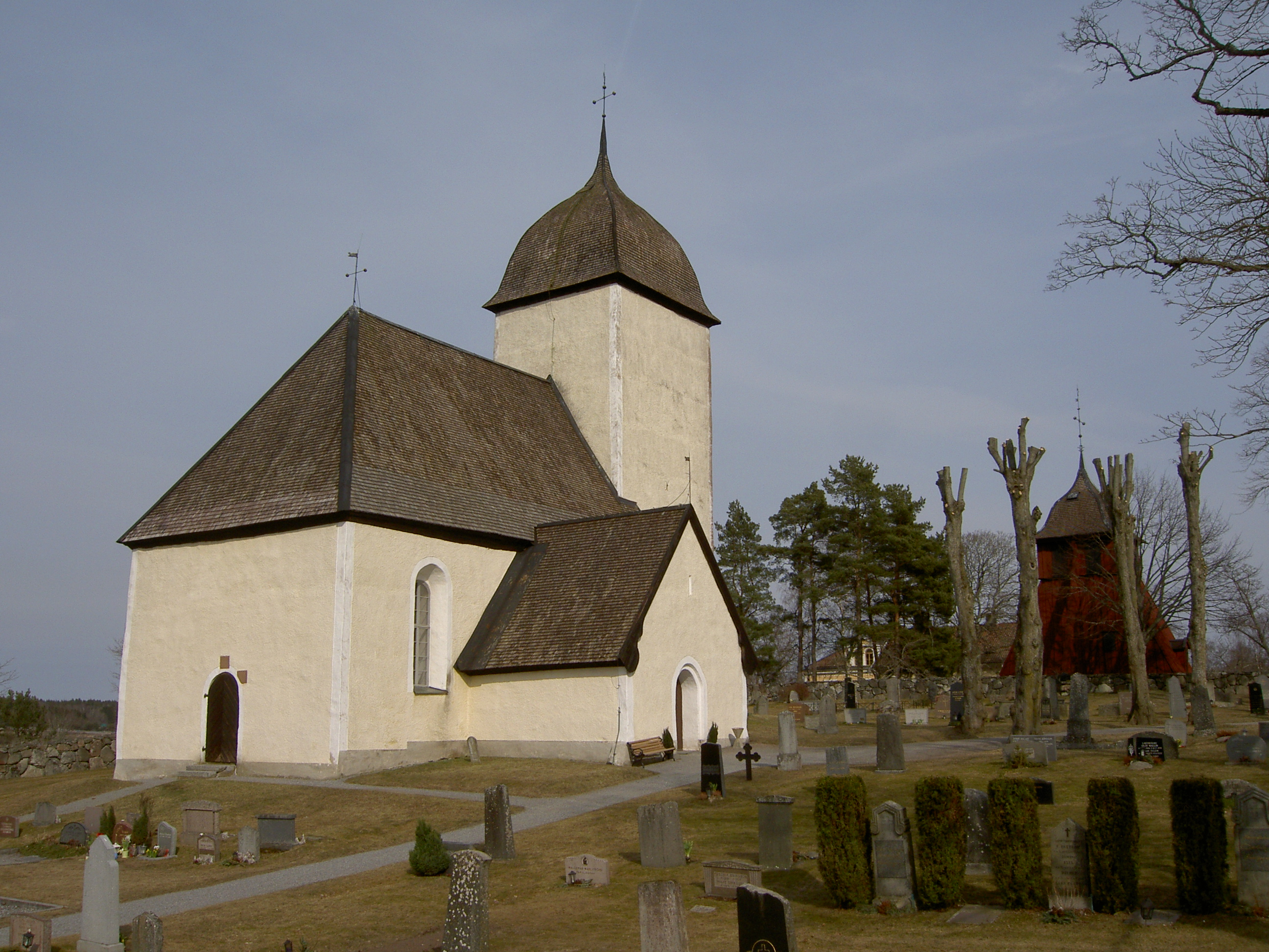 Arlanda, Mby gor, stone - RuneS