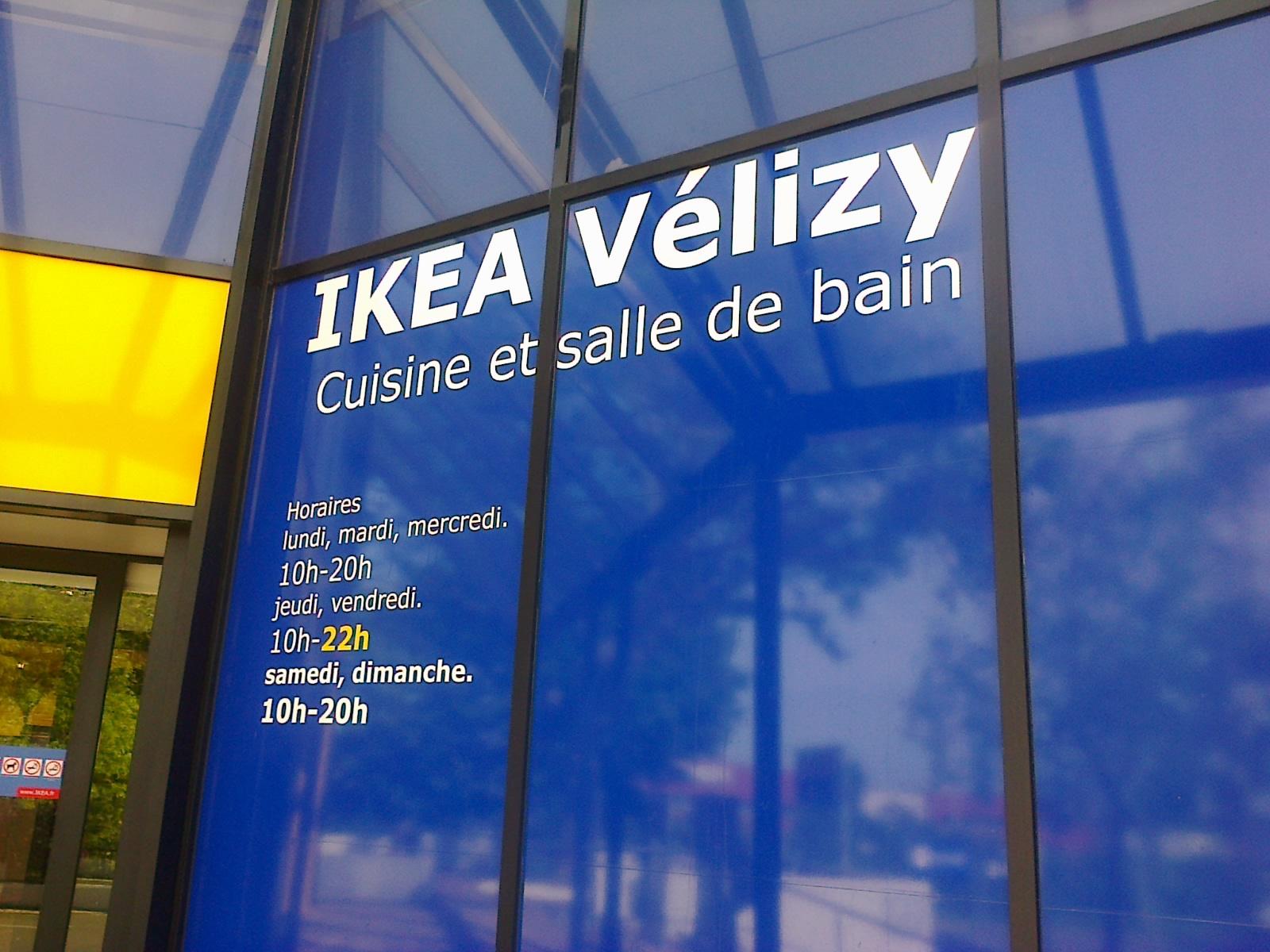 Beautiful Ikea Vélizy - Cuisine Et Salle De Bains Horaires