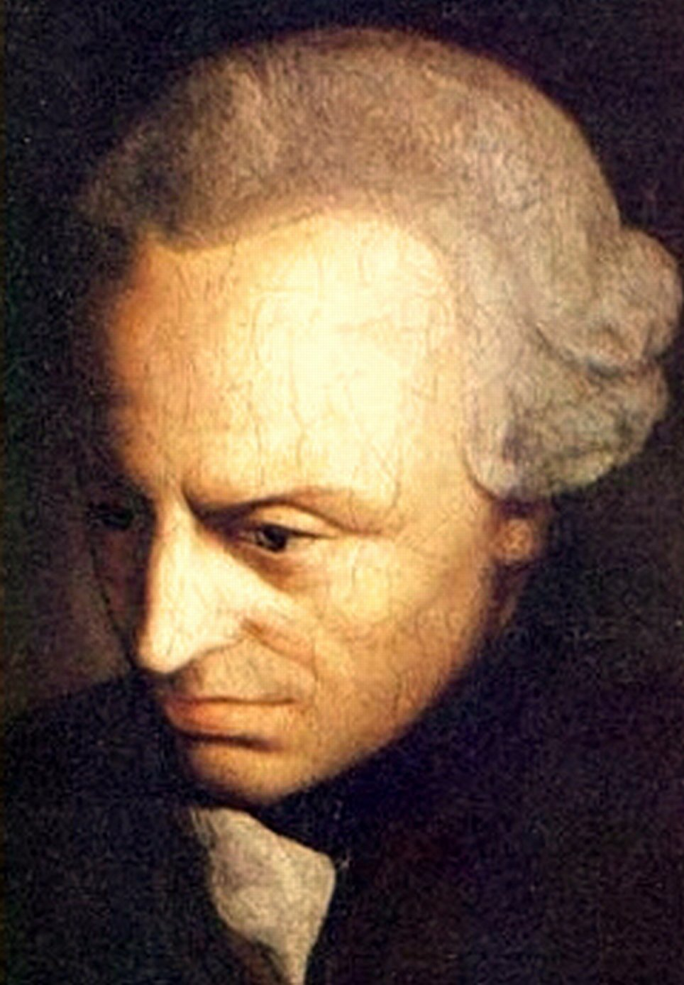 Immanuel Kant developed his own version of the...