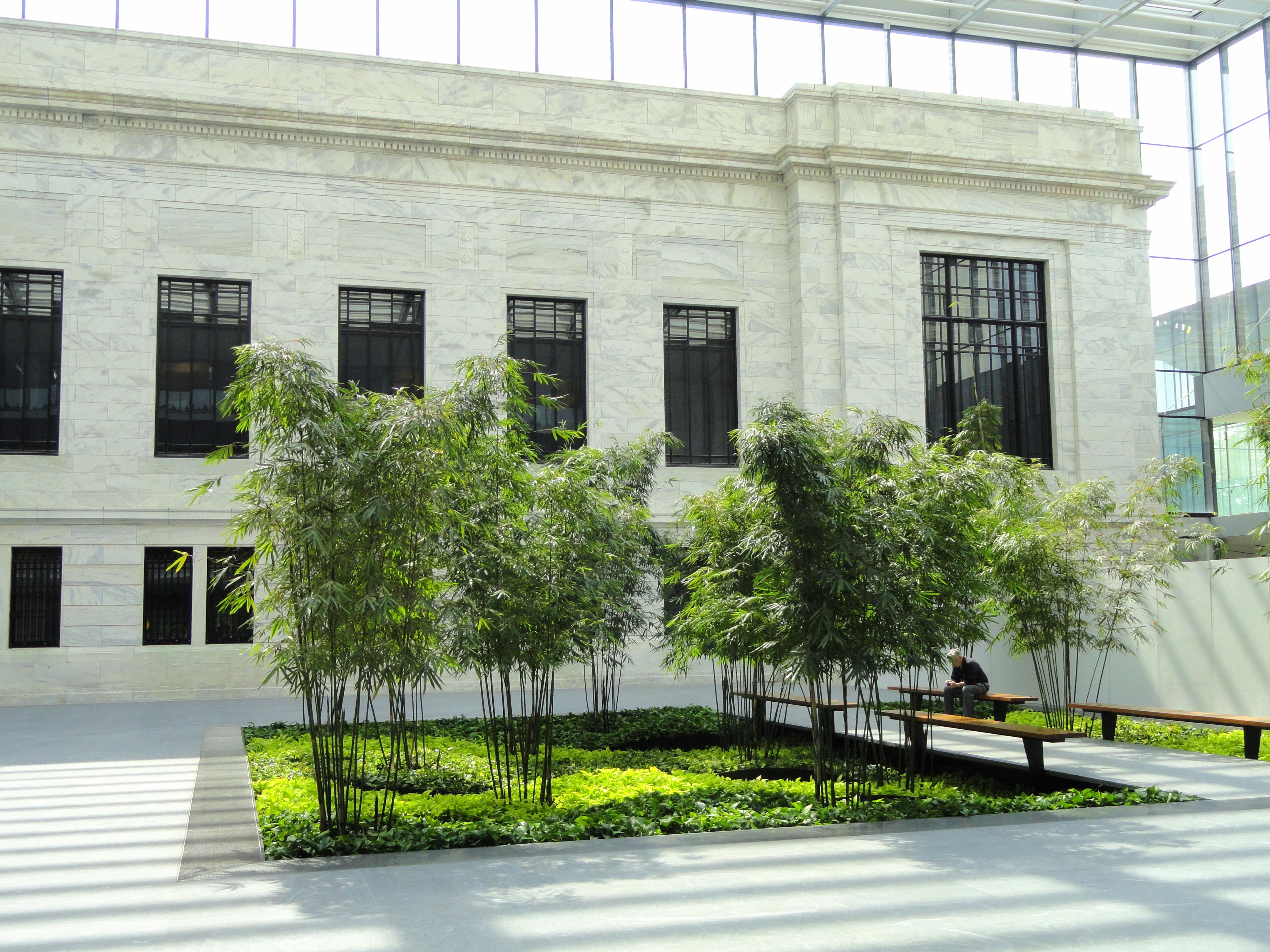 FileInterior Courtyard Cleveland Museum Of Art