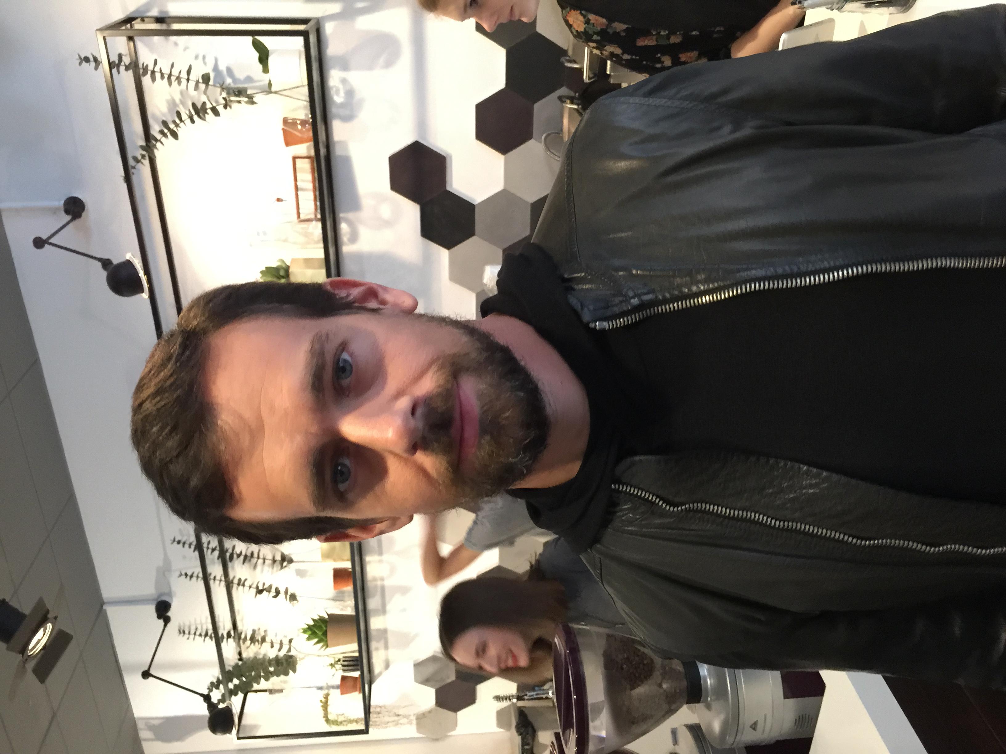 Den 41-år gammal, 73 cm lång Jack Dorsey in 2018 photo