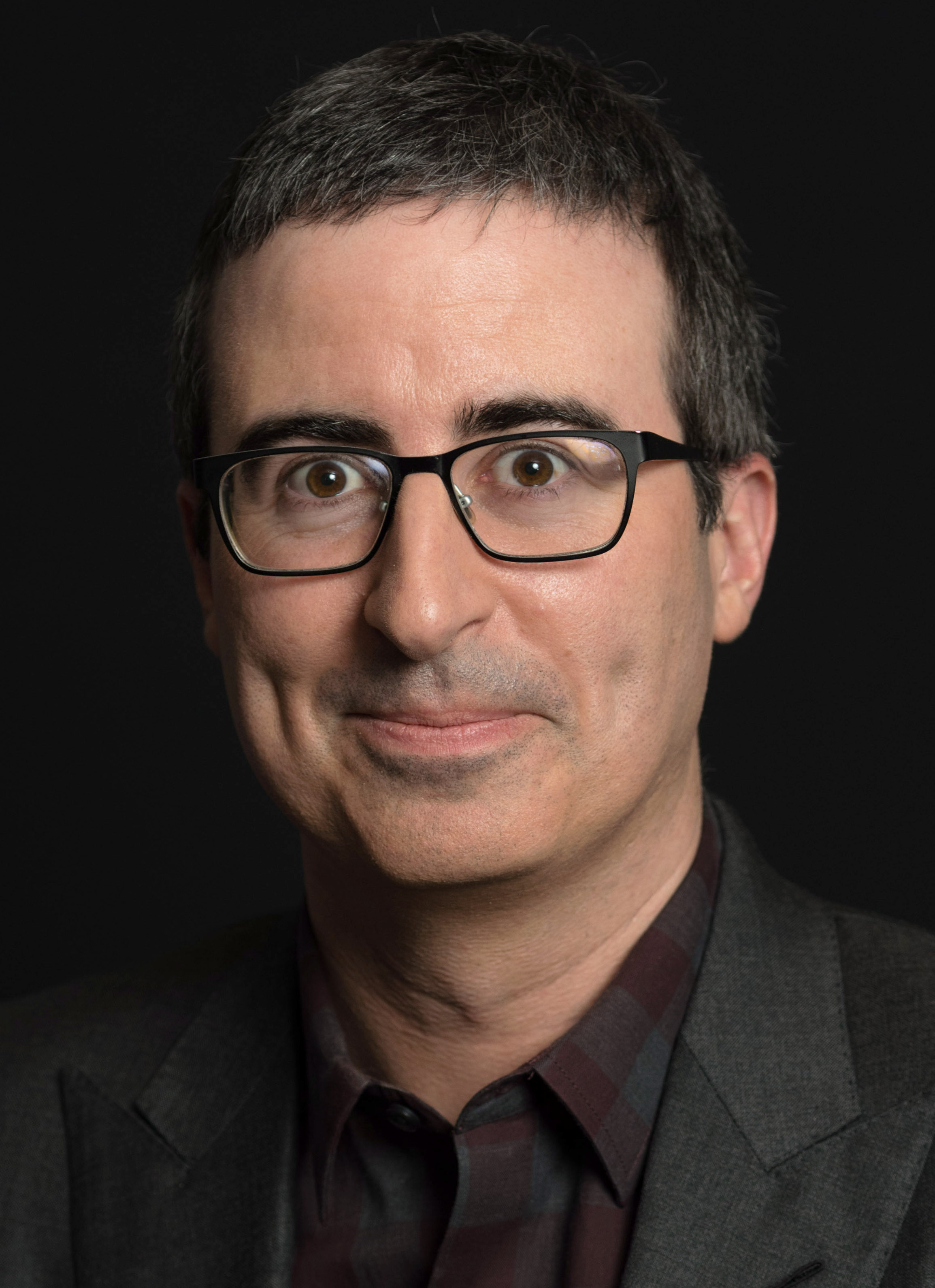 Picture of a TV show: John Oliver