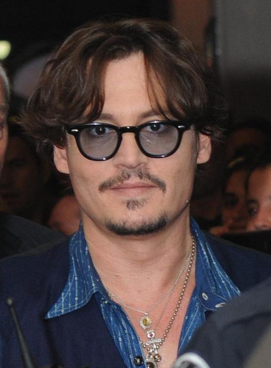 Johnny Depp (Oktober 2011)