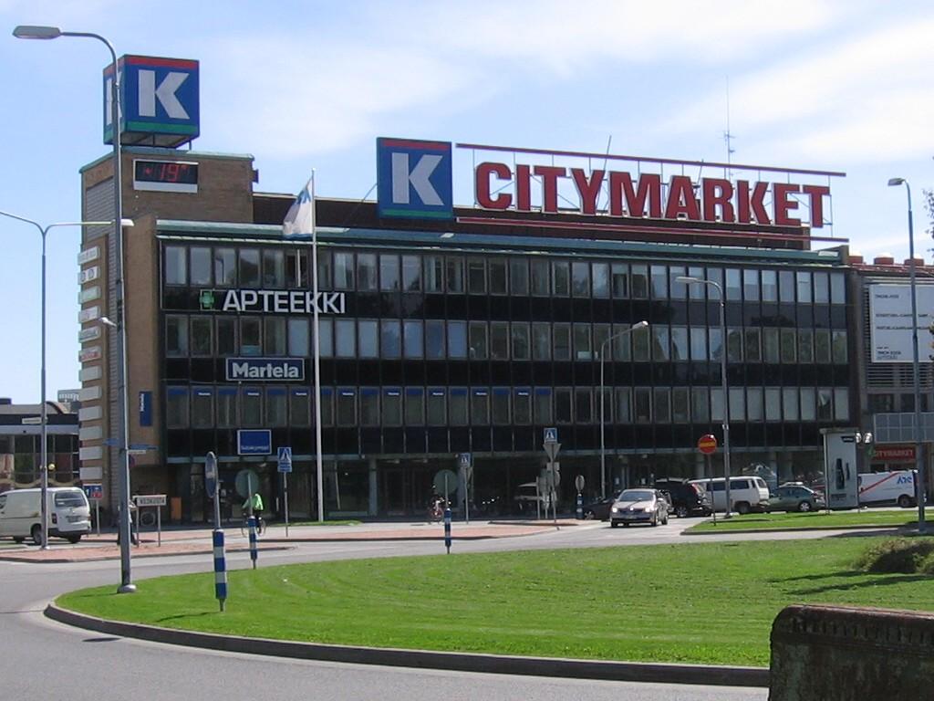K Supermarket Pori