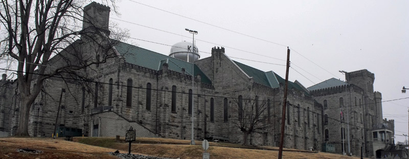 Purpose and history of penitentiaries