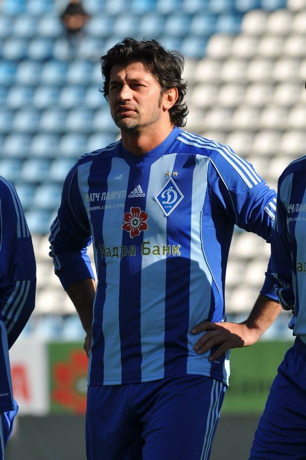 Грузинский футболист милана
