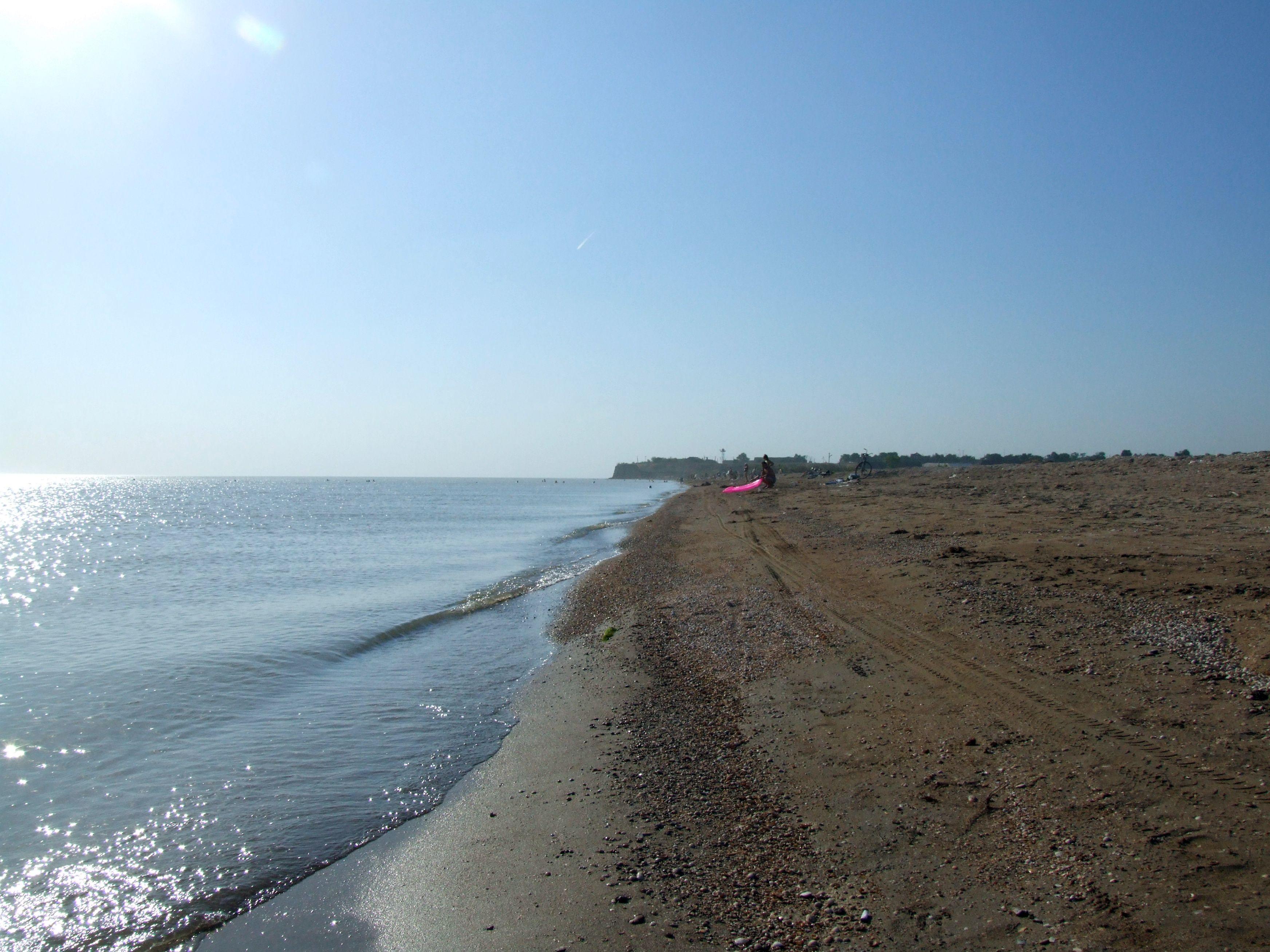 сегодняшний камышеватская фото пляжа хороший, особенно